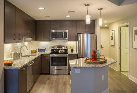 State-of-the-Art Kitchen | Arlington VA Apartment Homes | Parc Meridian at Eisenhower Station